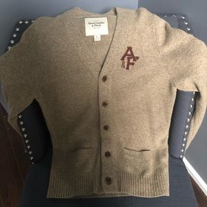 Abercrombie &Fitch Button Down Cardigan